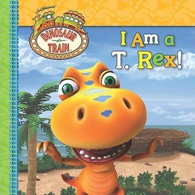 I Am a T. Rex!