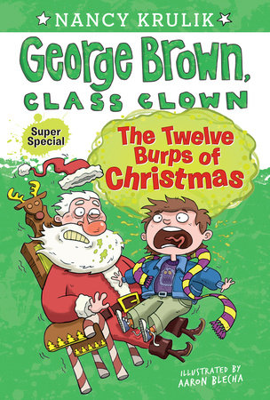 The Twelve Burps of Christmas