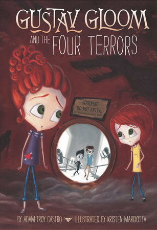 Gustav Gloom and the Four Terrors #3