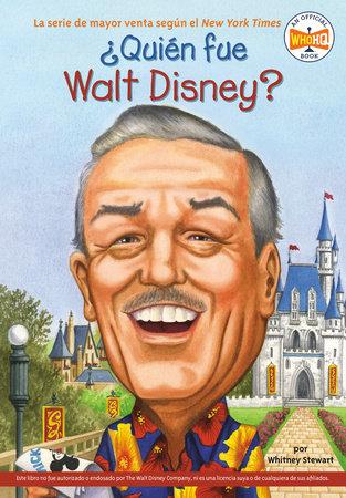 ¿Quién fue Walt Disney?