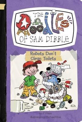 Robots Don't Clean Toilets #3
