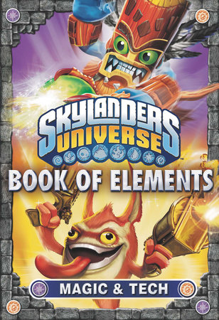 Book of Elements: Magic & Tech