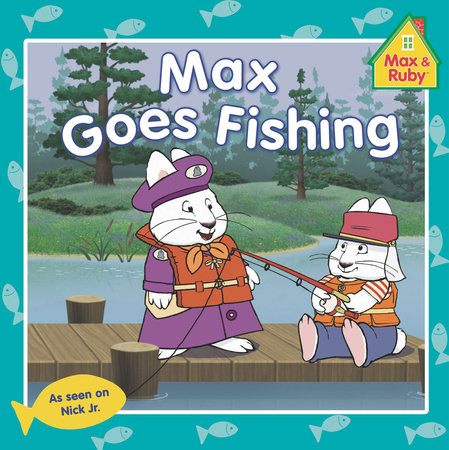 Max Goes Fishing
