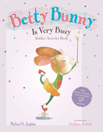 Betty Bunny Is Very Busy
