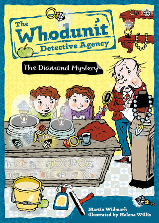 The Diamond Mystery #1