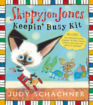 Skippyjon Jones Keepin' Busy Kit
