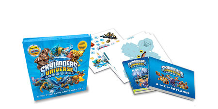 A to Z of Skylands Box Set