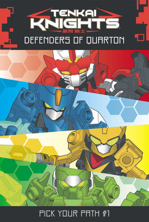 Pick Your Path: #1 Defenders of Quarton