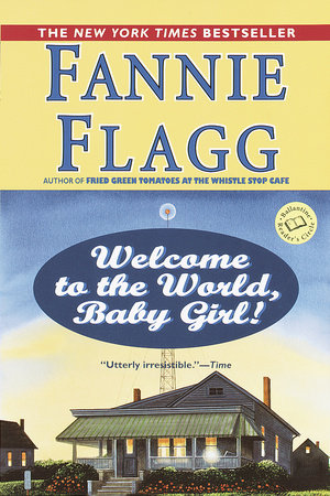 Welcome to the World, Baby Girl! book cover