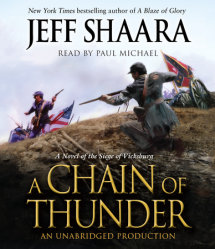 A Chain of Thunder Cover