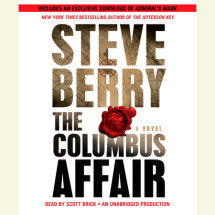 The Columbus Affair Cover