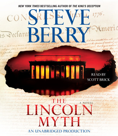 The Lincoln Myth by Steve Berry