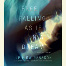 Free Falling, As If in a Dream Cover