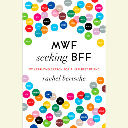 MWF Seeking BFF by