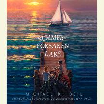 Summer at Forsaken Lake Cover