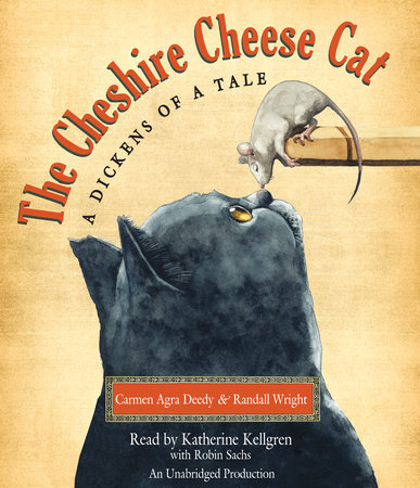 The Cheshire Cheese Cat: A Dickens of a Tale by