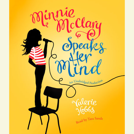 Minnie McClary Speaks Her Mind by Valerie Hobbs