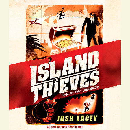 Island of Thieves by Josh Lacey