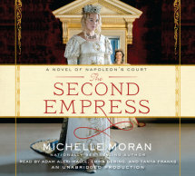 The Second Empress Cover
