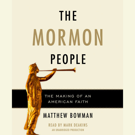 The Mormon People by