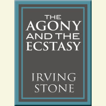 The Agony and the Ecstasy Cover