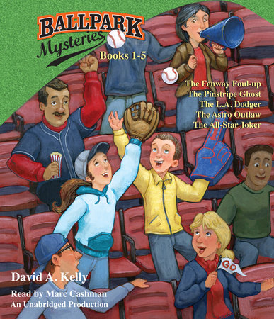 Ballpark Mysteries Collection: Books 1-5 by