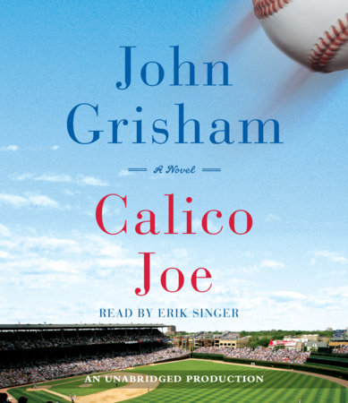 Calico Joe by