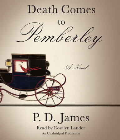 Death Comes to Pemberley by