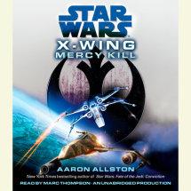 Mercy Kill: Star Wars (X-Wing) Cover