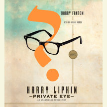 Harry Lipkin, Private Eye Cover