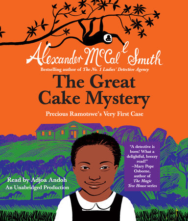 The Great Cake Mystery cover