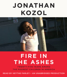 Fire in the Ashes Cover