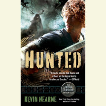 Hunted Cover