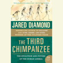The Third Chimpanzee Cover