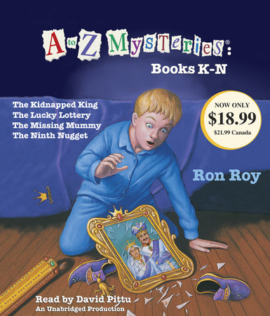 A to Z Mysteries: Books K-N by