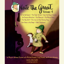Nate the Great Collected Stories: Volume 4 Cover