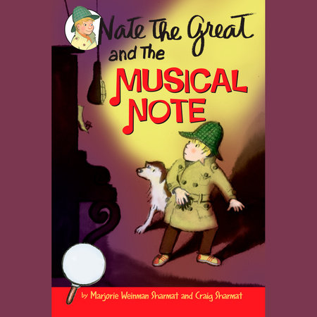 Nate the Great and the Musical Note by