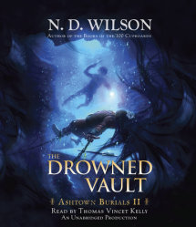 The Drowned Vault Cover