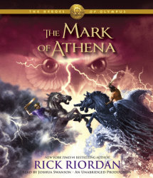 The Heroes of Olympus, Book Three: The Mark of Athena Cover