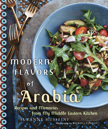 Modern Flavors of Arabia by