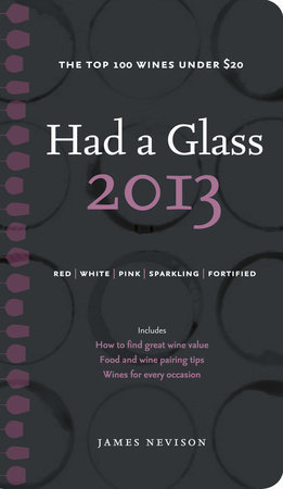 Had A Glass 2013 by James Nevison
