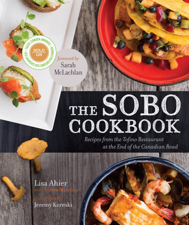 The Sobo Cookbook by Andrew Morrison and Lisa Ahier