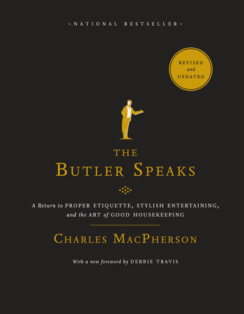 The Butler Speaks by