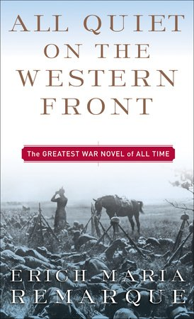 All Quiet on the Western Front by