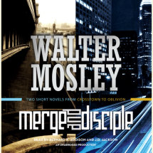 Merge / Disciple Cover