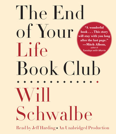 The End of Your Life Book Club by