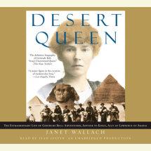 Desert Queen Cover