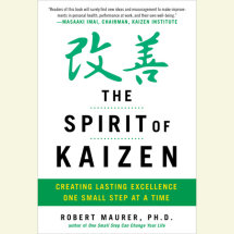 The Spirit of Kaizen Cover