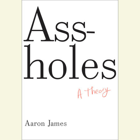 Assholes book cover