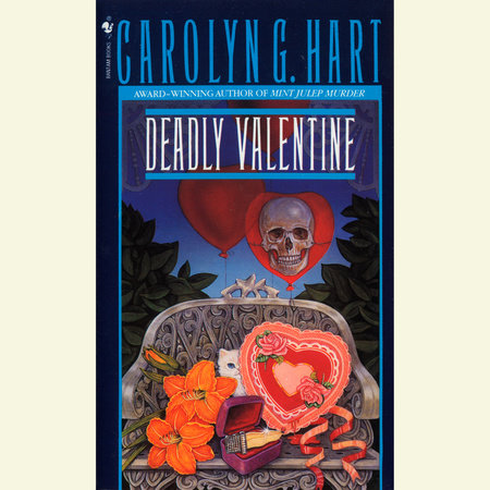 Deadly Valentine by Carolyn Hart